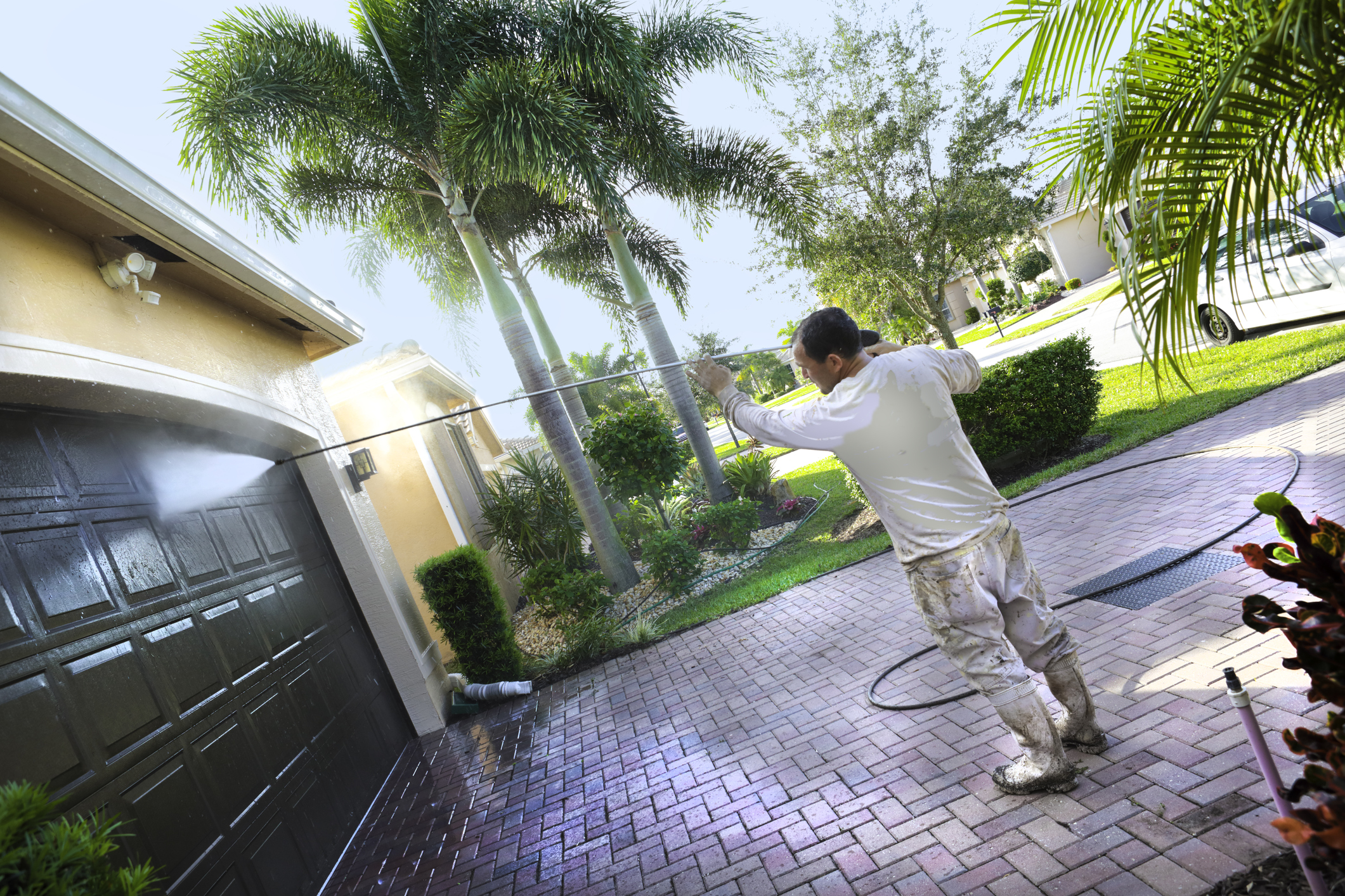 Residential Power Cleaning in Florida