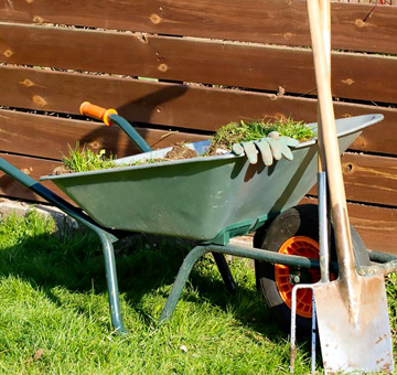 Spring & Fall Cleanup by Evergreen Law Care in Gainesville, FL