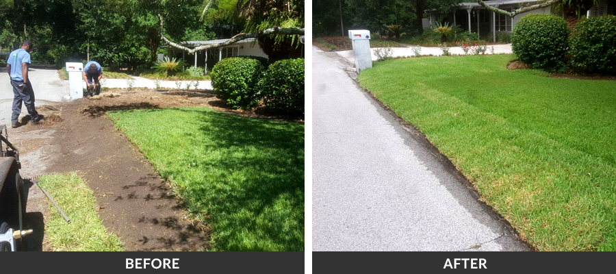 commercial landscaping gallery image 3
